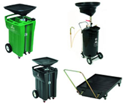 Graco Waste Fluid Handling Equipment