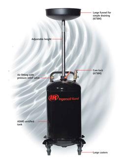 Ingersoll-Rand Waste Fluid Handling Equipment