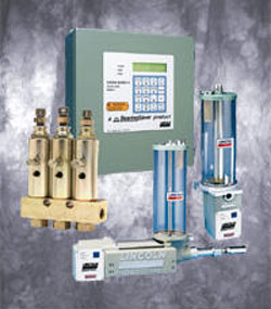 Lincoln automated lubrication pumps
